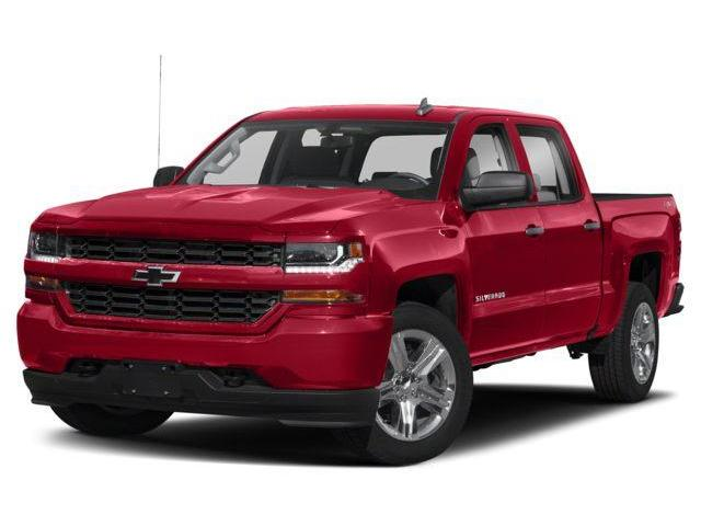 2018 Chevrolet Silverado 1500 Silverado Custom (Stk: 198047) in Brooks - Image 1 of 9