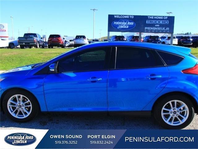 2016 Ford Focus SE (Stk: 1612) in Owen Sound - Image 8 of 15