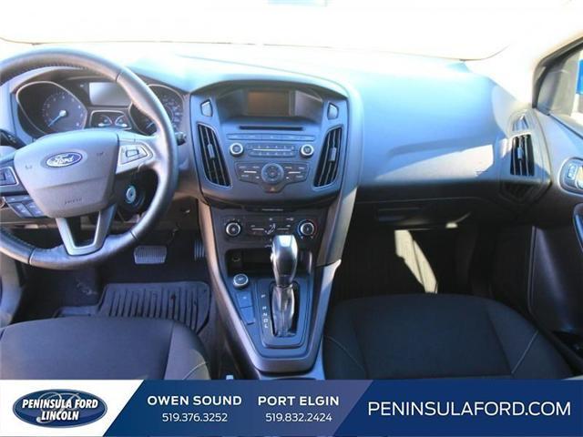 2016 Ford Focus SE (Stk: 1612) in Owen Sound - Image 13 of 15