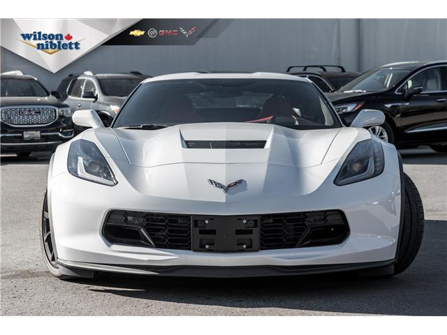 2019 Chevrolet Corvette Grand Sport (Stk: 106646) in Richmond Hill - Image 2 of 20