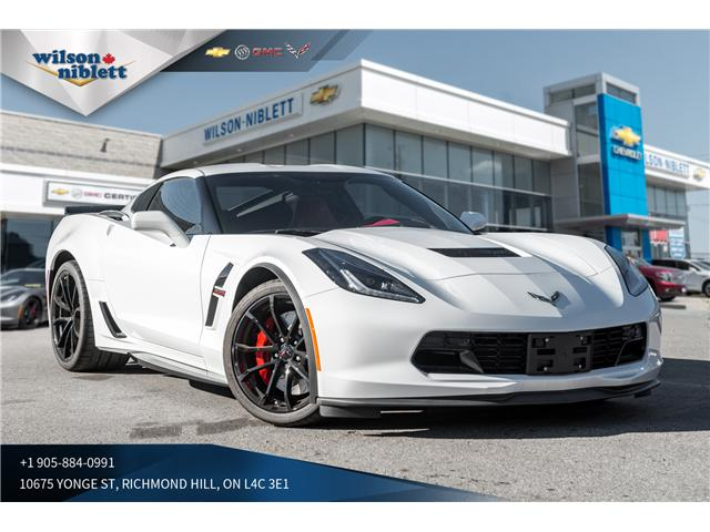 2019 Chevrolet Corvette Grand Sport (Stk: 106646) in Richmond Hill - Image 1 of 20