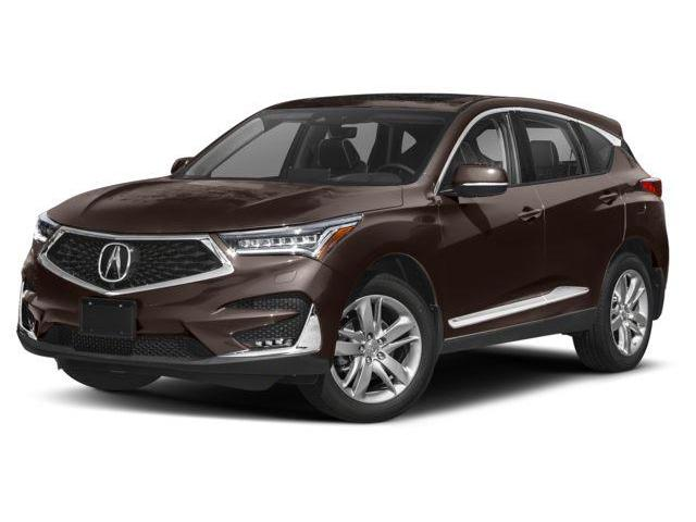 2019 Acura RDX Platinum Elite (Stk: AT286) in Pickering - Image 1 of 9