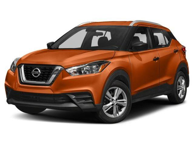 2018 Nissan Kicks SV (Stk: JL533013) in Scarborough - Image 1 of 9
