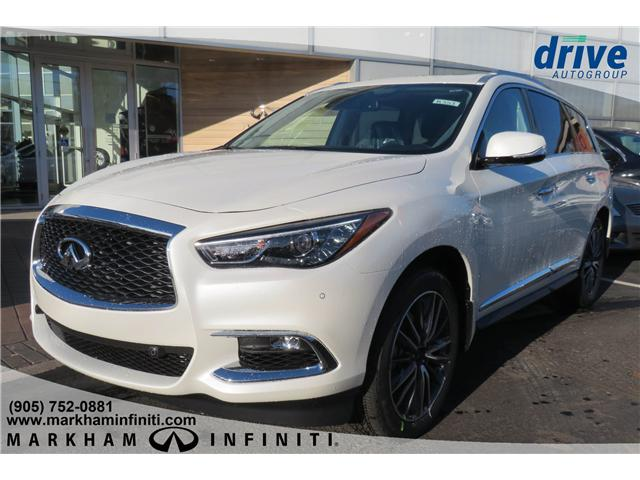 2019 Infiniti QX60 Pure (Stk: K353) in Markham - Image 1 of 25