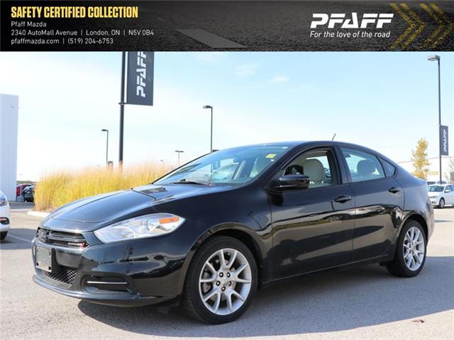 2013 Dodge Dart SXT/Rallye (Stk: LM8563A) in London - Image 1 of 1