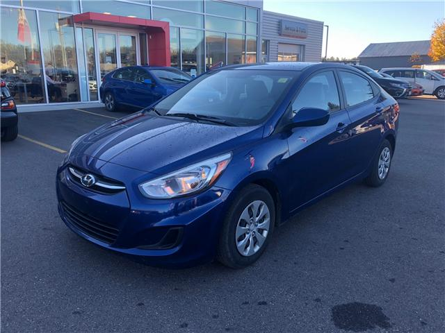 2015 Hyundai Accent GL (Stk: 18277-1) in Pembroke - Image 1 of 12