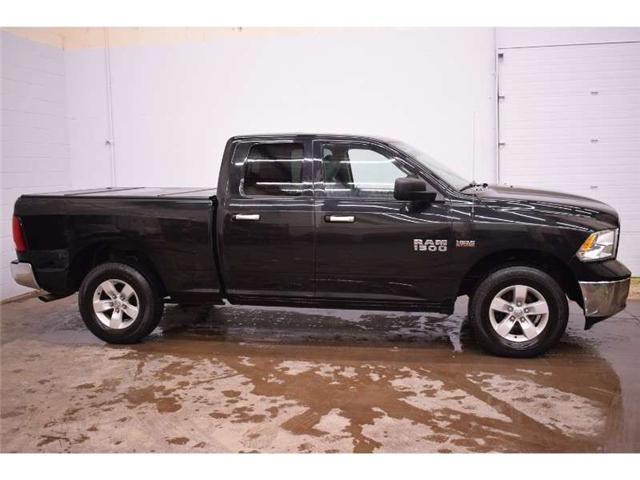 2016 RAM 1500 SLT QUAD CAB 4x4 - UCONNECT * TOUCH SCREEN  (Stk: TRJ019A) in Cornwall - Image 1 of 30