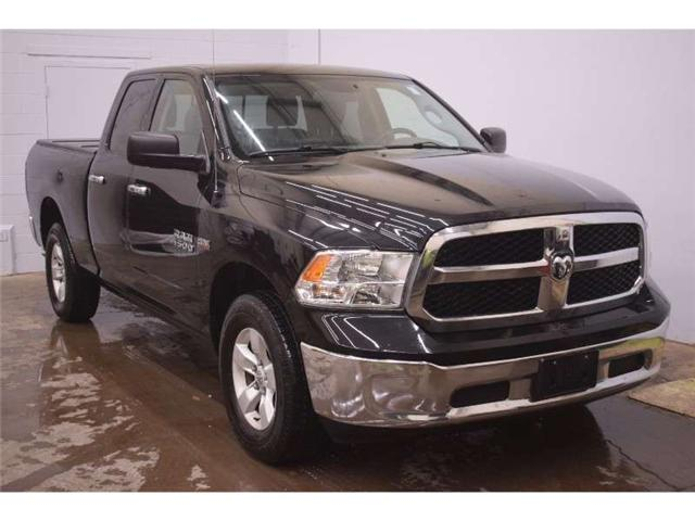2016 RAM 1500 SLT QUAD CAB 4x4 - UCONNECT * TOUCH SCREEN  (Stk: TRJ019A) in Cornwall - Image 2 of 30