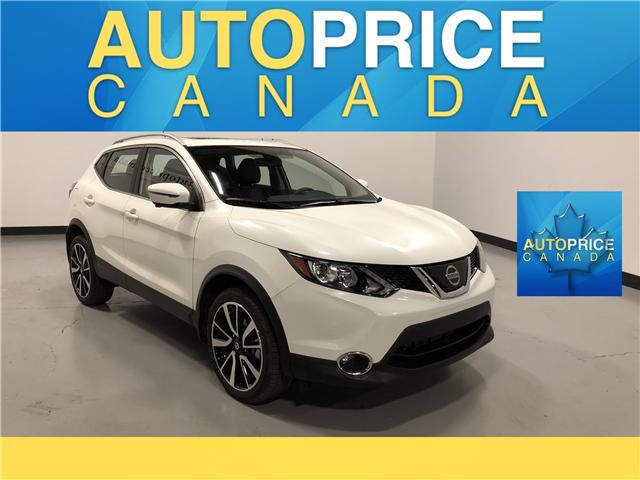 2018 Nissan Qashqai SL (Stk: D9797) in Mississauga - Image 1 of 28