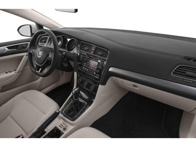 2018 Volkswagen Golf 1.8 TSI Comfortline (Stk: JG287961) in Surrey - Image 9 of 9