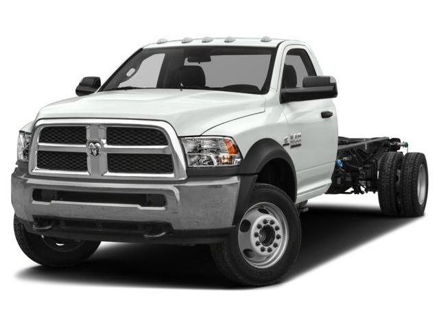 2018 RAM 5500 Chassis ST/SLT (Stk: J361658) in Surrey - Image 1 of 9