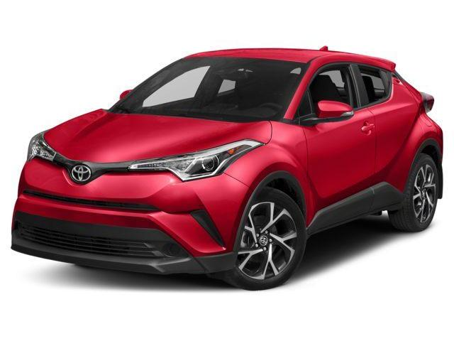 2019 Toyota C-HR XLE Premium Package (Stk: 190372) in Edmonton - Image 1 of 8