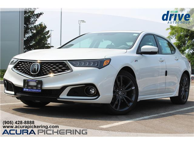 2019 Acura TLX Tech A-Spec (Stk: AT260) in Pickering - Image 1 of 34