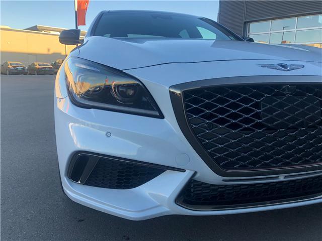 2018 Genesis G80 3.3T Sport (Stk: G28000) in Saskatoon - Image 3 of 23
