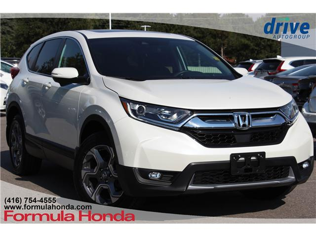 2018 Honda CR-V EX (Stk: 18-2376) in Scarborough - Image 1 of 34