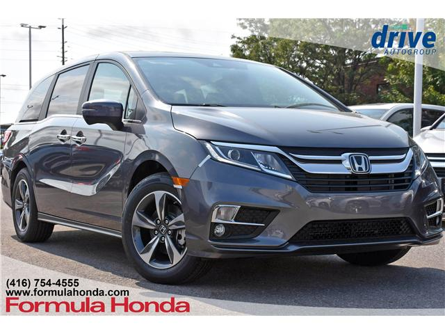 2019 Honda Odyssey EX-L (Stk: 19-0207) in Scarborough - Image 1 of 27