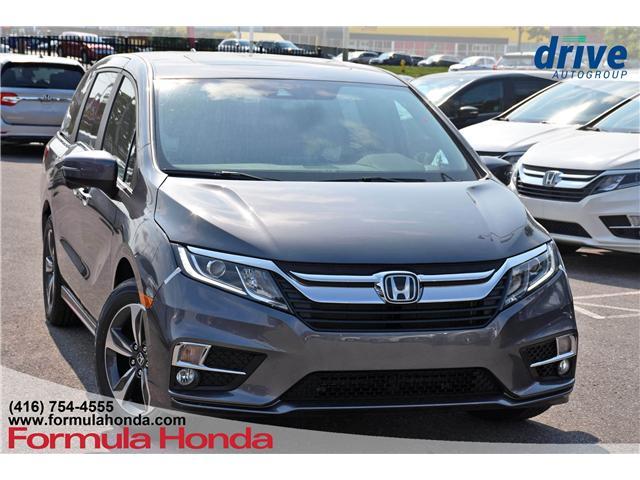 2019 Honda Odyssey EX-L (Stk: 19-0207) in Scarborough - Image 3 of 27