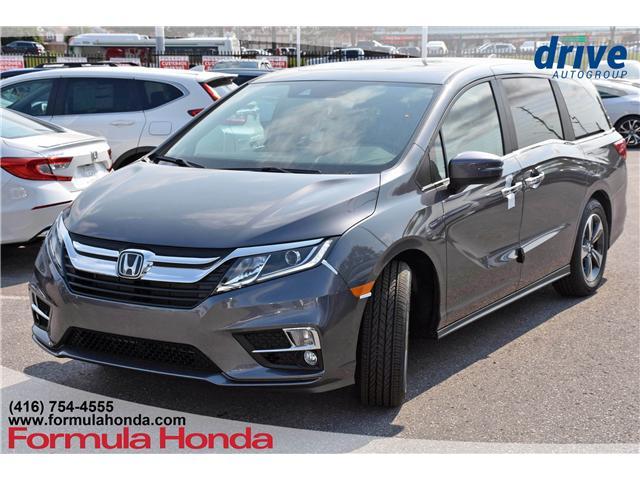 2019 Honda Odyssey EX-L (Stk: 19-0207) in Scarborough - Image 4 of 27