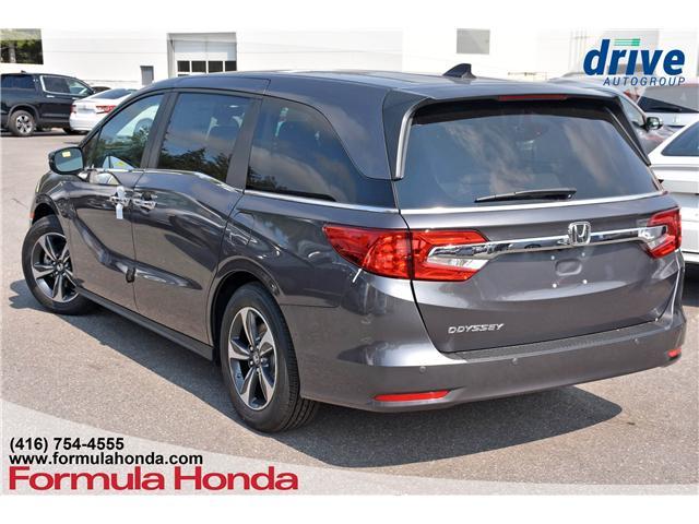 2019 Honda Odyssey EX-L (Stk: 19-0207) in Scarborough - Image 5 of 27