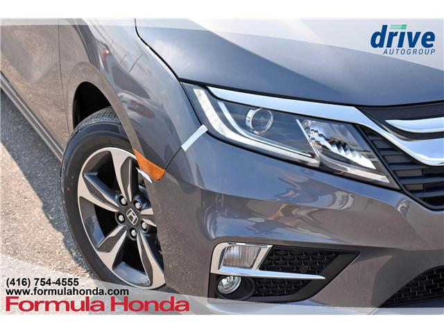 2019 Honda Odyssey EX-L (Stk: 19-0207) in Scarborough - Image 19 of 27