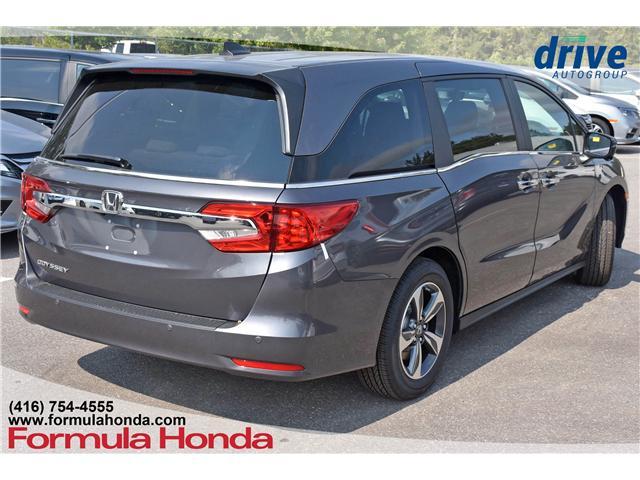 2019 Honda Odyssey EX-L (Stk: 19-0207) in Scarborough - Image 7 of 27