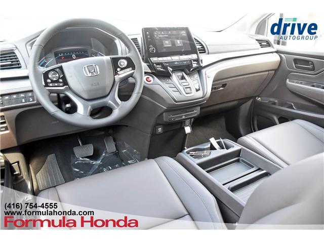 2019 Honda Odyssey EX-L (Stk: 19-0207) in Scarborough - Image 2 of 27