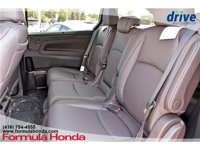 2019 Honda Odyssey EX-L (Stk: 19-0207) in Scarborough - Image 21 of 27