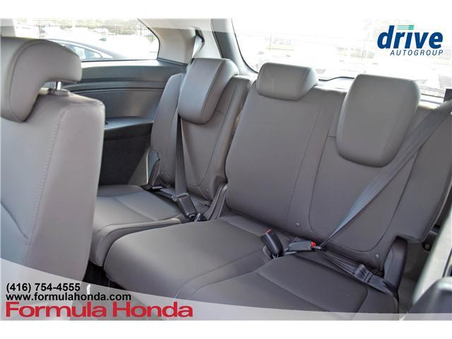 2019 Honda Odyssey EX-L (Stk: 19-0207) in Scarborough - Image 22 of 27
