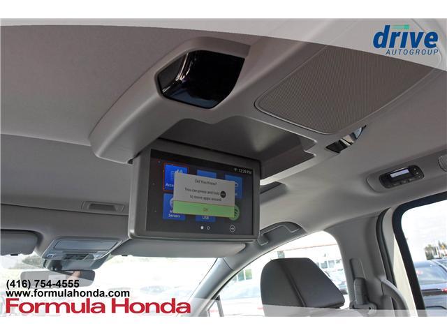 2019 Honda Odyssey EX-L (Stk: 19-0207) in Scarborough - Image 23 of 27