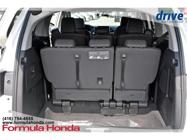 2019 Honda Odyssey EX-L (Stk: 19-0207) in Scarborough - Image 24 of 27