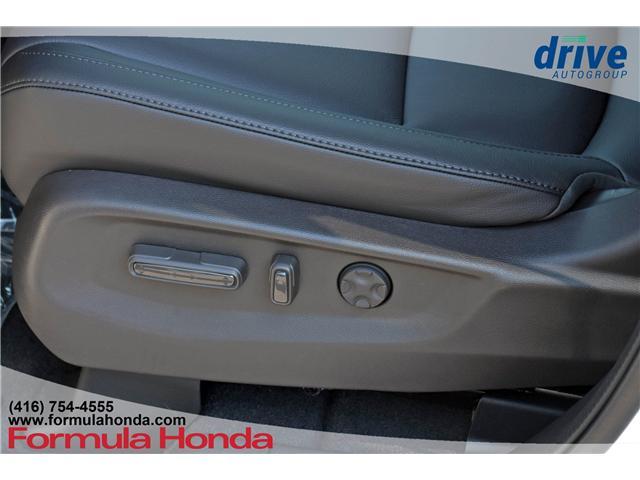2019 Honda Odyssey EX-L (Stk: 19-0207) in Scarborough - Image 17 of 27