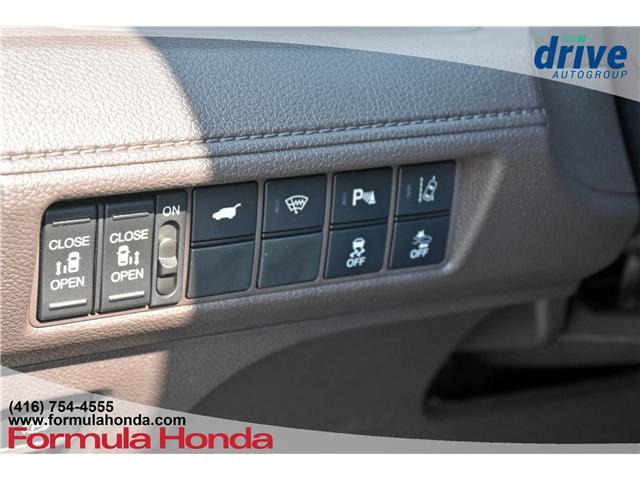 2019 Honda Odyssey EX-L (Stk: 19-0207) in Scarborough - Image 16 of 27