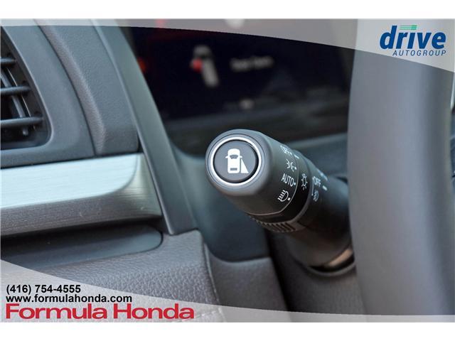 2019 Honda Odyssey EX-L (Stk: 19-0207) in Scarborough - Image 18 of 27