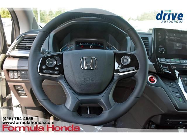 2019 Honda Odyssey EX-L (Stk: 19-0207) in Scarborough - Image 8 of 27