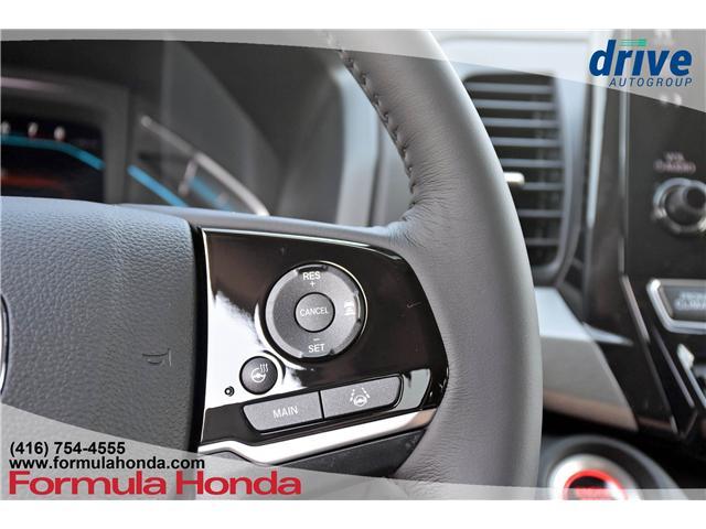 2019 Honda Odyssey EX-L (Stk: 19-0207) in Scarborough - Image 14 of 27
