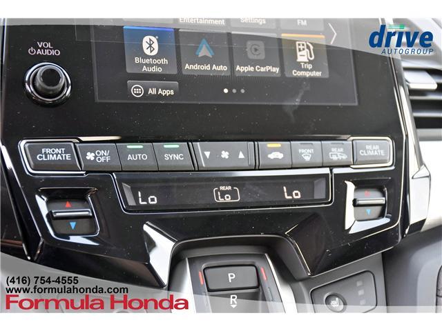 2019 Honda Odyssey EX-L (Stk: 19-0207) in Scarborough - Image 10 of 27