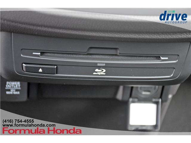 2019 Honda Odyssey EX-L (Stk: 19-0207) in Scarborough - Image 12 of 27