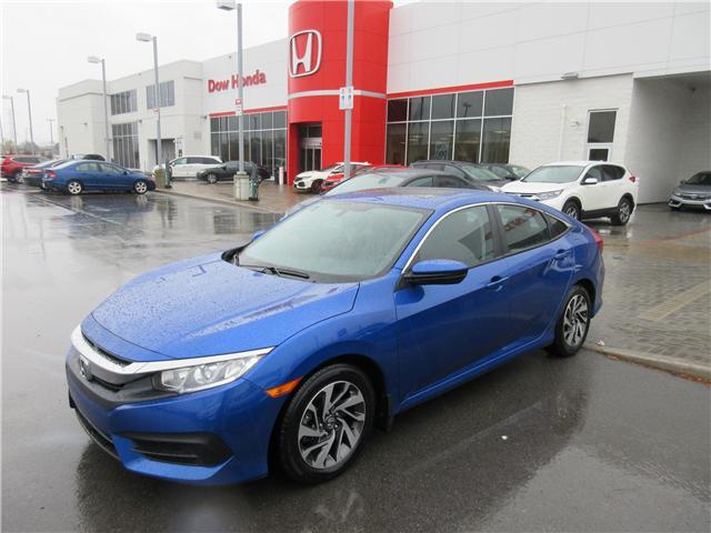 2016 Honda Civic EX (Stk: VA3249) in Ottawa - Image 1 of 10