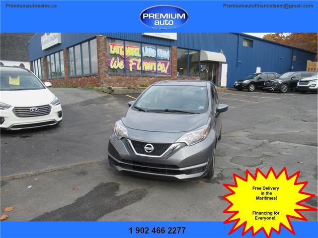 2017 Nissan Versa Note 1.6 SV (Stk: 362110) in Dartmouth - Image 1 of 20