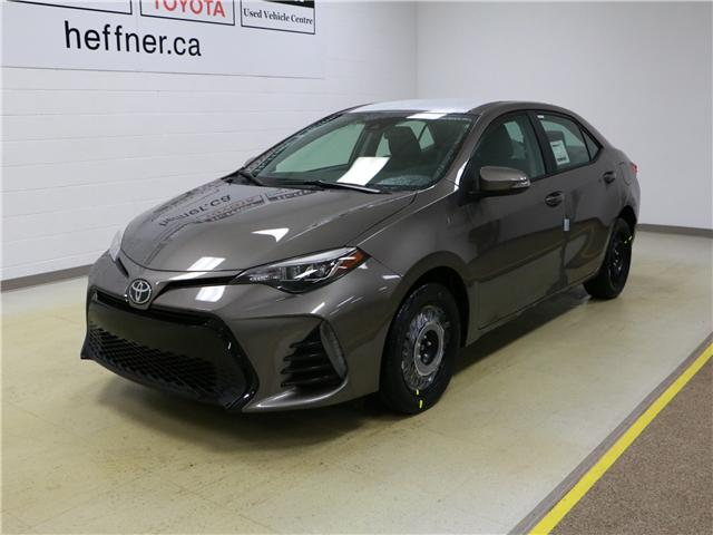 2019 Toyota Corolla SE (Stk: 190290) in Kitchener - Image 1 of 3