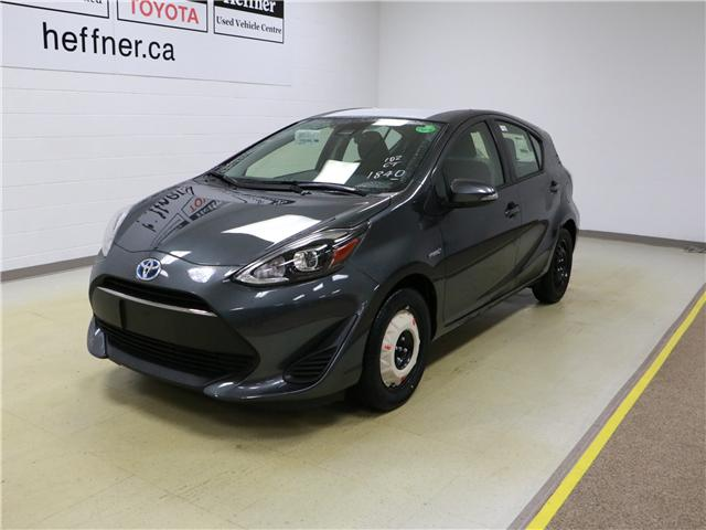 2019 Toyota Prius C Upgrade (Stk: 190294) in Kitchener - Image 1 of 3