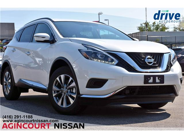 2018 Nissan Murano S (Stk: JN195314) in Scarborough - Image 1 of 15