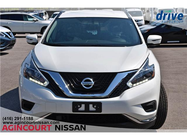 2018 Nissan Murano S (Stk: JN189239) in Scarborough - Image 2 of 9