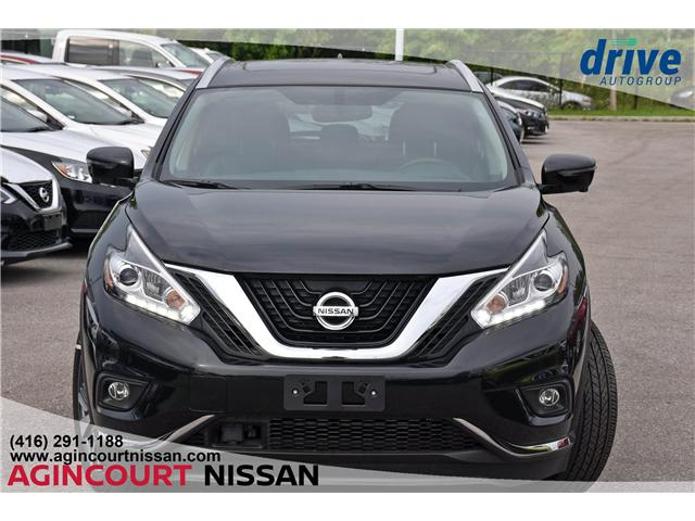2018 Nissan Murano Platinum (Stk: JN193289) in Scarborough - Image 2 of 10
