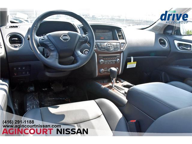 2018 Nissan Pathfinder Platinum (Stk: JC646296) in Scarborough - Image 2 of 26