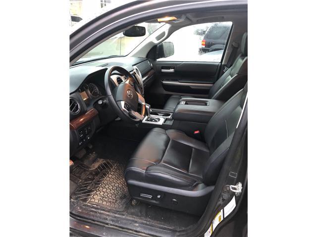 2016 Toyota Tundra Limited 5.7L V8 (Stk: JA555746A) in Surrey - Image 4 of 5