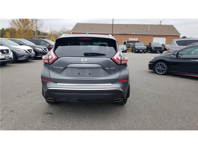2015 Nissan Murano SL (Stk: 18159A) in Bracebridge - Image 2 of 4