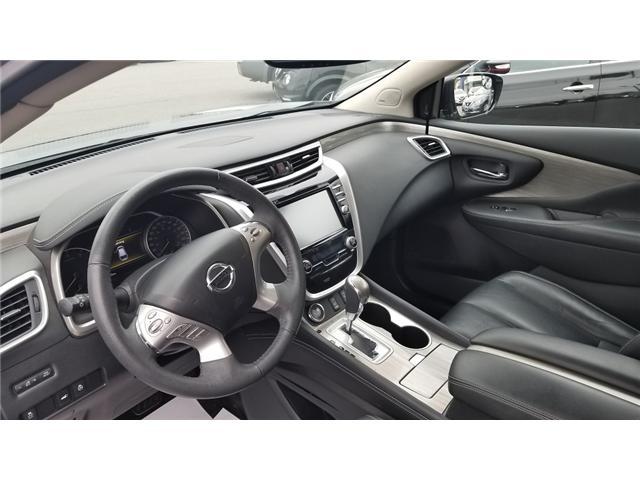 2015 Nissan Murano SL (Stk: 18159A) in Bracebridge - Image 4 of 4
