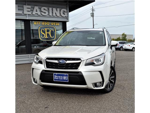 2017 Subaru Forester 2.0XT Limited (Stk: Z1405) in St.Catharines - Image 1 of 30