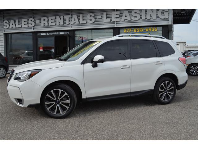 2017 Subaru Forester 2.0XT Limited (Stk: Z1405) in St.Catharines - Image 3 of 30
